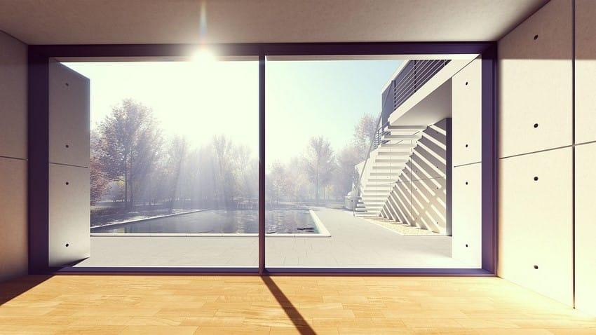 Inspiration maison : La tendance des baies vitrées XXL