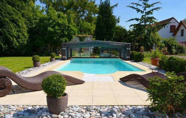 L'abri de piscine : LA solution pour vos piscines