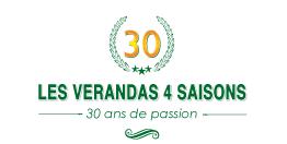 Logo de Les Verandas 4 Saisons