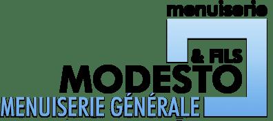 Logo de Menuiserie Modesto & Fils